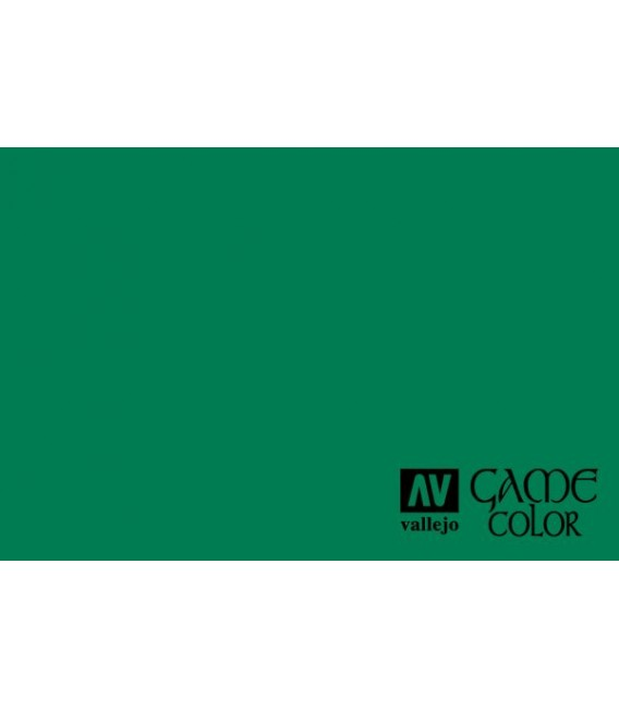 72.089 Green Ink Game Color 17ml.