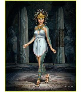 Ancient Greek Myths series - Medusa-24025