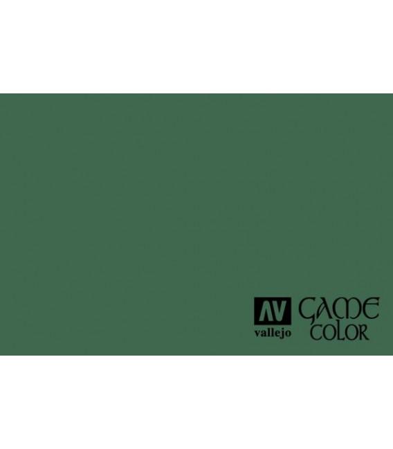 72.090 Black Green Ink Game Color 17ml.