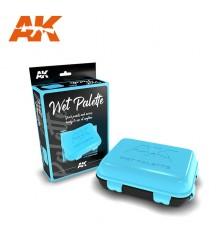 AK8064 Wet Palette - Paleta Húmeda