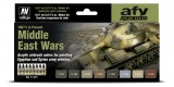 ejo Model Air 8 u. (17 ml.) Middle East Wars (1967 to Present)