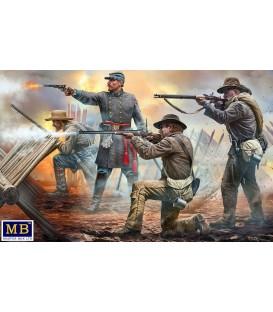 American Civil War Series. Do or die! 18th North Carolina Infantry Regiment-3581