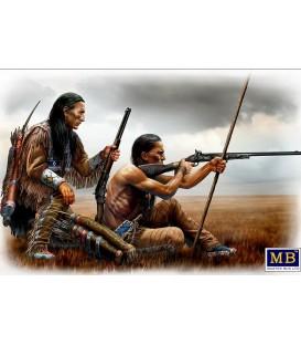 Indian Wars Series. Remote Shot-35128