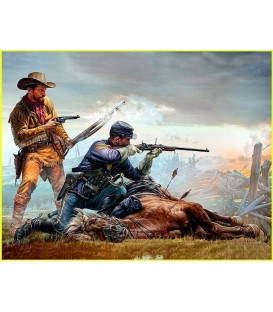 Indian Wars Series. Apache Attack-35188