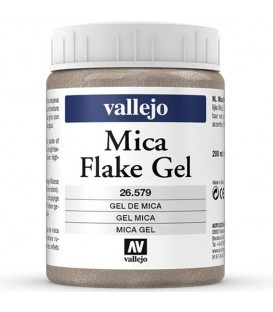 Mica FLAKE GEL