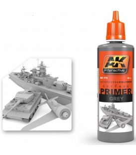 AK175 Grey Primer 60 ml.