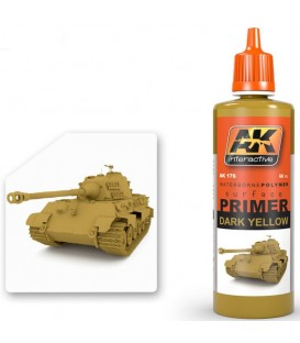 AK176 Dark Yellow Primer 60 ml.