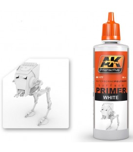 AK177 White Primer 60 ml.