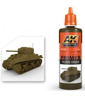AK182 Olive Drab Primer 60 ml.