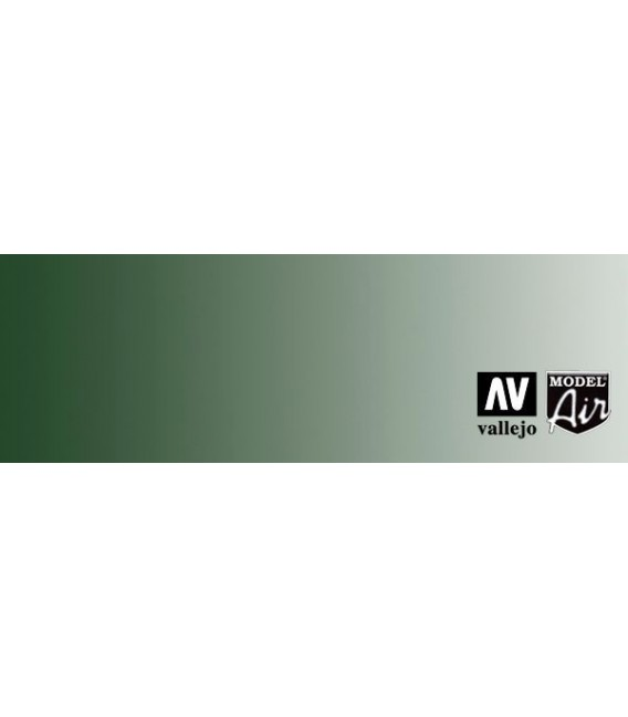 71.019 Camouflage Dark Green RAL6007 Model Air 17ml.