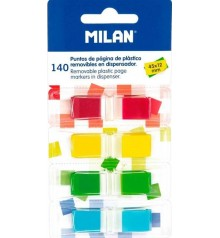 Removable Page Markers Milan 45x12 mm.