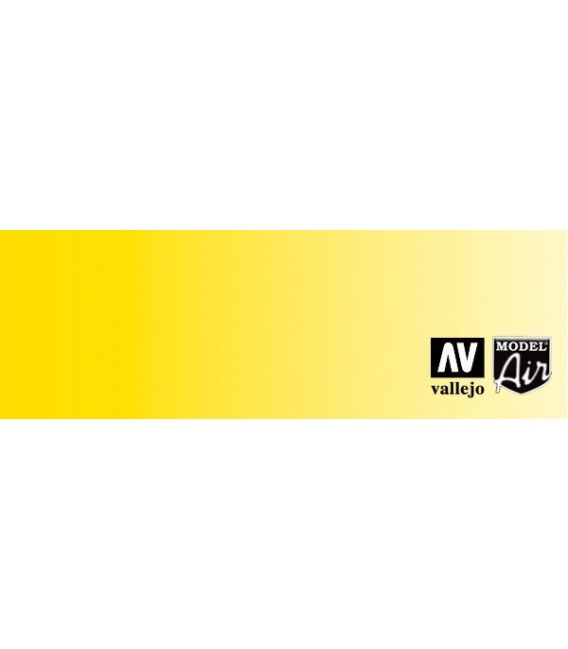 71.002 Medium Yellow Model Air 17ml.