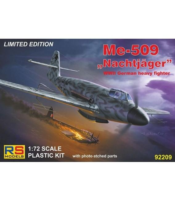 """Me-509 """"Nachtjäger"""" 92209"""