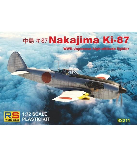 Nakajima Ki-87 92211