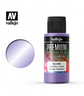 62045 Viola Metallico Vallejo Premium Color (60 ml.)