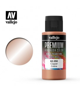 62050 Cobre Vallejo Premium Color (60 ml.)