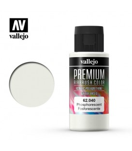 62040 Fosforescente Fluo Vallejo Premium Color (60 ml.)