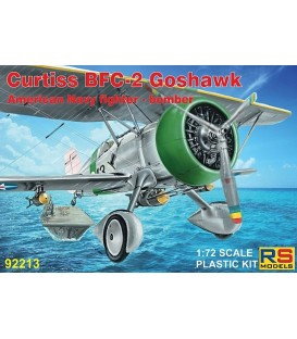 BFC-2 Goshawk Curtiss 92213