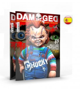 ABT727 Damaged Magazine Issue 07 - Español
