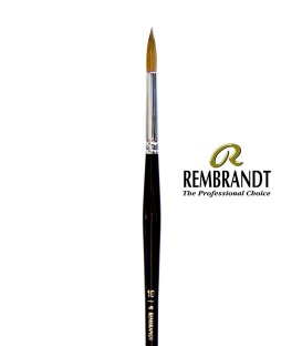 Rembrandt Series 110 Red Sable Brush 10