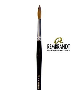 Pinzell Rembrandt Series 110 Pèl de Marta Vermella 12