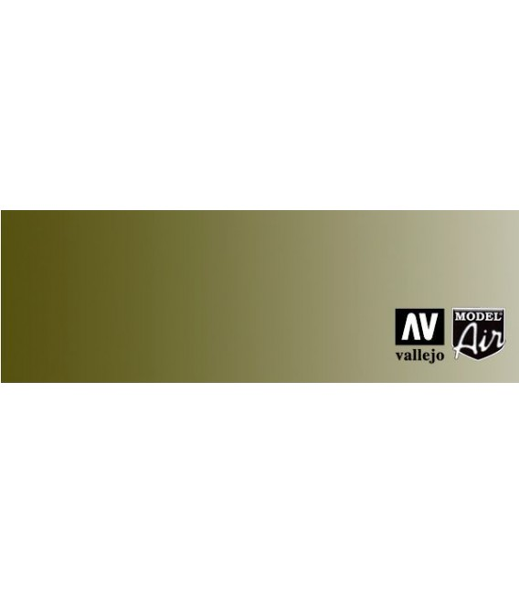 71.012 Dark Green Model Air 17ml.