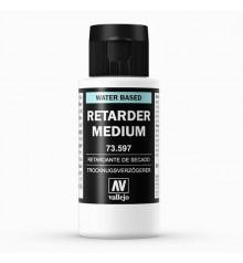 73.597 Medium acrílico retardante Vallejo 60 ml.