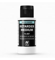 73.597 Medium acrílic retardant Vallejo 60 ml.