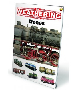 "Book Castellano ""The Weathering Special: TRENES"""