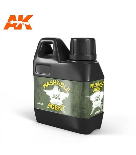 AK236 Washable Agent 100 ml.