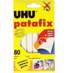 Repositionable white putty Patafix UHU