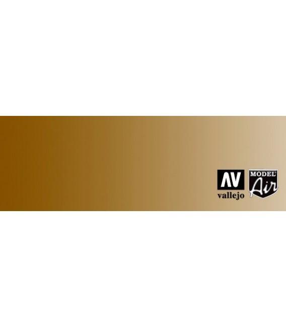 71.032 Golden Brown Model Air 17ml.