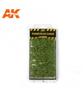 AK8146 Platane Foliage Summer