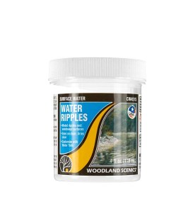 Water Ripples CW4515 118 ml. Water System by Woodland Scenics