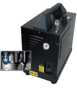 Automatic airbrush compressor Black Mamba EVS