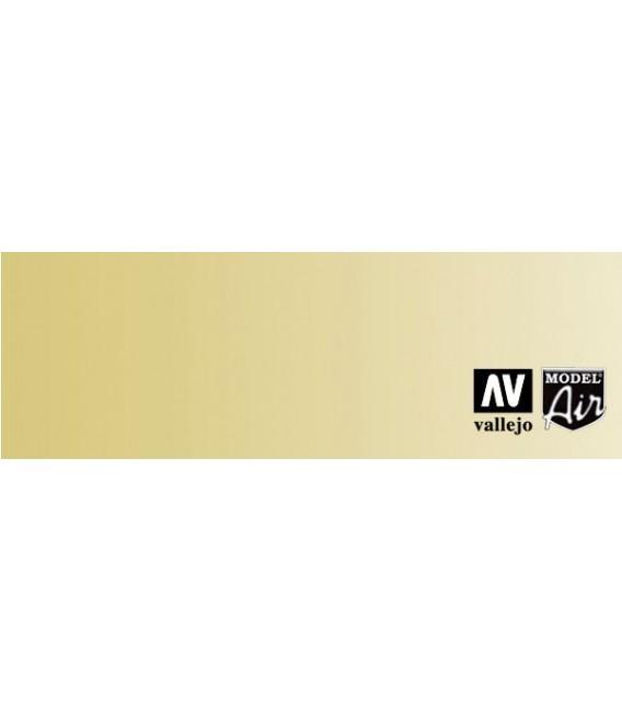 71.066 Gold (Metallic) Model Air 17ml.