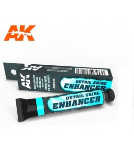 AK9050 Detail Shine Enhancer 20 ml. Potenciador de areas com brilhos.