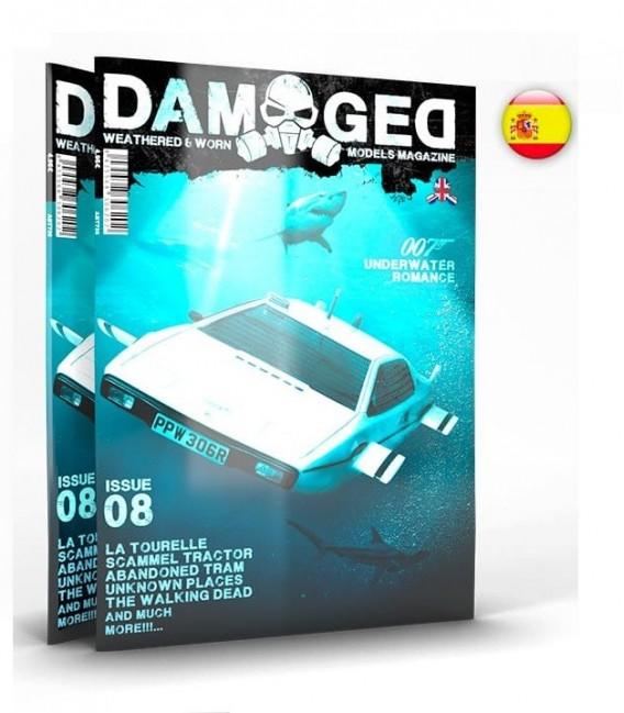 ABT727 Damaged Magazine Issue 07 - Español
