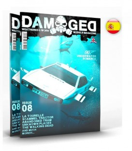 ABT729 Damaged Magazine Issue 08 - Español