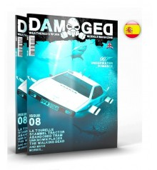 ABT729 Damaged Magazine Issue 08 - Español