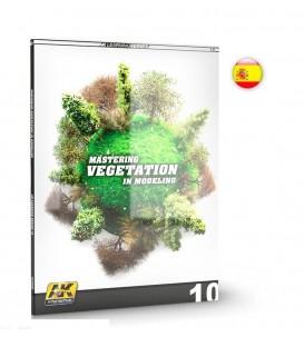 AK296 Dominando la Vegetacion en Modelismo. Learning Series 10 - Castellano