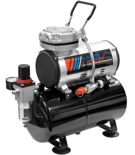 Automatic airbrush compressor VENTUS AIR-23T3