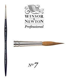 Winsor & Newton Series Artist Sable Brush 7