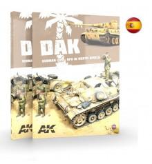 AK913 DAK. Vehiculos Alemanes en el Norte de Africa - Castellano