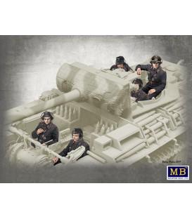 German Tank Crew, 1944-1945 - 35201