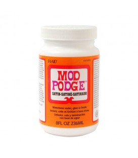 Mod Podge Satin Varnish-glue 236 ml.