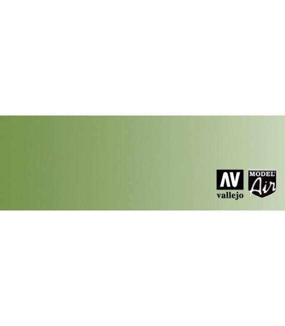 71.095 Pale Green Model Air 17ml.