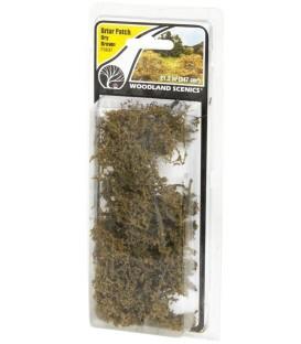 Briar Patch Dry Brown - Arbusto Seco Marrom - FS637 Woodland Scenics.