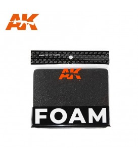 AK8075 Foam - Esponja de Substituiçao Wet Palette