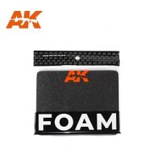 AK8075 Foam - Recambio Esponja Wet Palette - Paleta Humeda